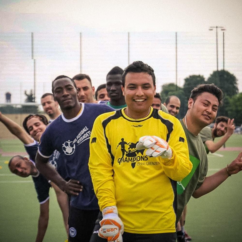 Champions ohne Grenzen