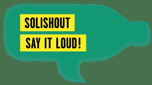 SOLISHOUT - SAY IT LOUD!